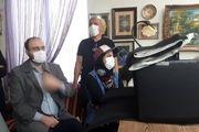 مدیر شبکه سه از پشت صحنه سریال نوروزی «بوتیمار» بازدید کرد