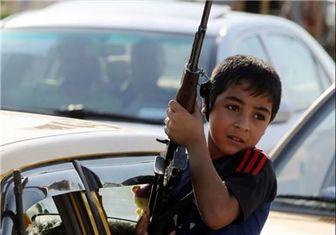 استفاده داعش از کودکان در حملات تروریستی