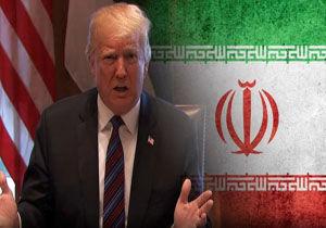 هدف شوم ترامپ باز هم علیه ایران