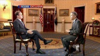 اوباما: روحانی به دنبال گفت وگو با غرب است