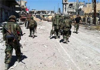 ارتش سوریه ۱۵ روستای حماة را آزاد کرد