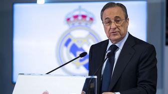 رئیس باشگاه رئال مادرید برای بارسا کری خواند