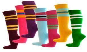 تشخیص شخصیت افراد از روی جوراب