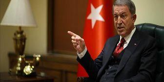 رایزنی مقامات ترکیه و آمریکا درباره ایجاد منطقه حائل در سوریه