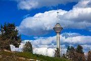 هوای تهران برای گروههای حساس جامعه آلوده است