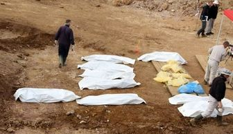 کشف دو گور جمعی ایزدیها در سنجار