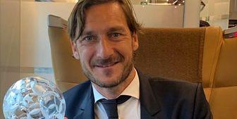 جدا شدن فرانچسکو توتی از تیم رم