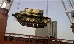 اختلافات بر سر صادرات سلاح در آلمان بالا گرفت