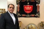 واکنش سرپرسن باشگاه پرسپولیس به شایعه جدایی گل محمدی