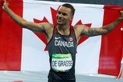 مدال طلای دونده کانادایی در المپیک توکیو
