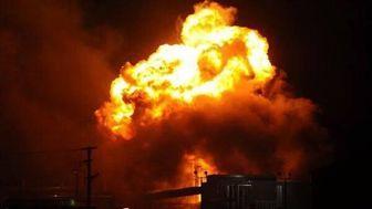 انفجار در سفارت آمریکا در اوکراین