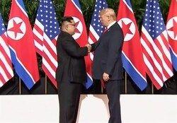 هدیه ترامپ به رهبر کره شمالی نرسید