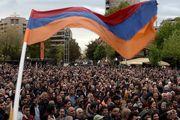 شکست مذاکرات مخالفان با دولت موقت ارمنستان