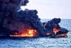 پرده جدیدی از حادثه نفتکش سانچی