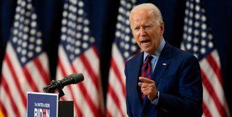 بایدن: فشار حداکثری دولت ترامپ علیه ایران شکست خورده است