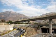 افتتاح نیمه شمالی بزرگراه صیاد شیرازی/ گزارش تصویری