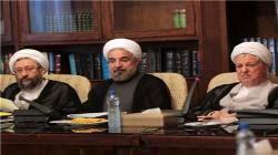 حضور روحانی پس از سه جلسه غیبت در مجمع