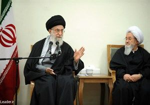 رهبر معظم انقلاب: دفاع مقدس آزمون بزرگ ملت ایران در بروز استعدادها بود