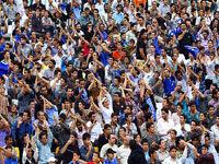 استقبال ۱۵۰۰ نفری از استقلال در اهواز