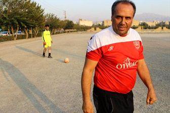 تاج باید از حیثیت و آبروی فوتبال ایران دفاع کند