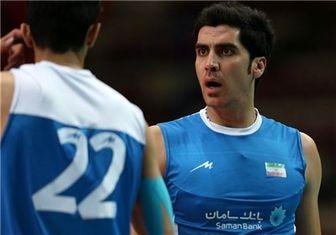 محمودی: ایتالیا هموزن ما مدال جهانی دارد