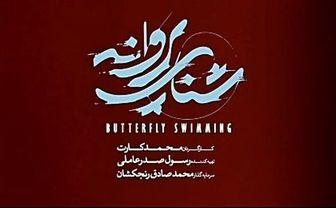 استقبال قابل توجه از فیلم «شنای پروانه»