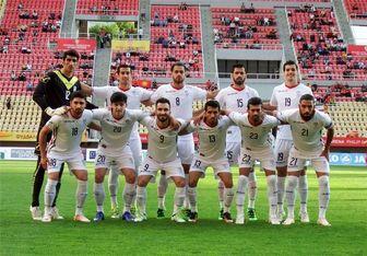 شاگردان کیروش ۲ پله صعود کردند /فوتبال ایران در رده اول آسیا و سیوهفتم جهان