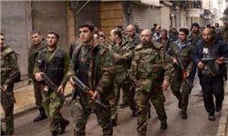 کمین موفق ارتش سوریه و حزبالله در شهر حلب