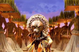 انیمیشن محبوب «شیر شاه» این بار روی صحنه تئاتر لندن
