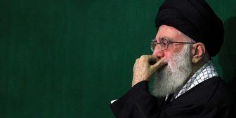 آغاز مراسم بزرگداشت شهید سلیمانی و همرزمانش از سوی رهبر انقلاب