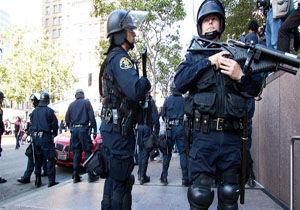 تخلیه ساختمان یک روزنامه آمریکایی به علت حضور فردی مسلح