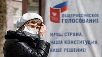 90000 مبتلا به کرونا طی یک روز در روسیه
