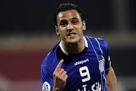 آرش برهانی درصدر برترین گلزنان ایران در لیگ قهرمانان آسیا