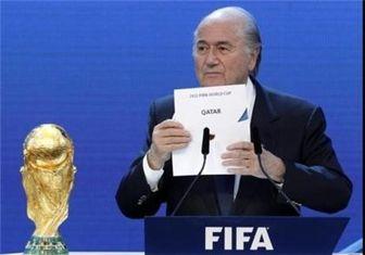 قطر میزبانی جام جهانی را از دست میدهد؟