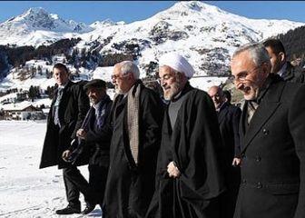 دستاورد سفر روحانی به ارتفاعات آلپ چه بود؟