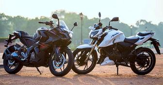 قیمت انواع موتورسیکلت در 31 اردیبهشت 99