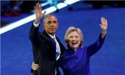 انتقاد اوباما از افبیآی به دلیل به جریان انداختن پرونده کلینتون