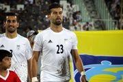 مصدومیت ستاره تیم ملی فوتبال در آستانه جام جهانی/عکس
