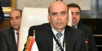 بیاطلاعی وزیر خارجه لبنان در مورد جزئیات سفر ماکرون