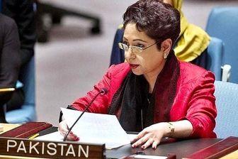 نماینده پاکستان در سازمان ملل خواستار مذاکره با هند شد