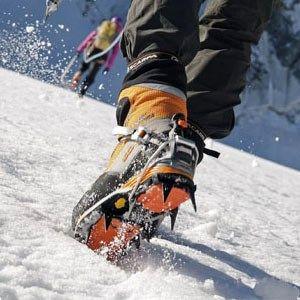 کاربرد یخشکن برای کوهنوردان