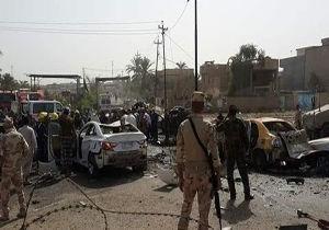 انفجار خودروی بمبگذاری شده در شمال عراق