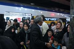 دستگیری جیببرهای واگن زنان در مترو