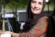 فریبا کوثری از «سلمان فارسی» می گوید