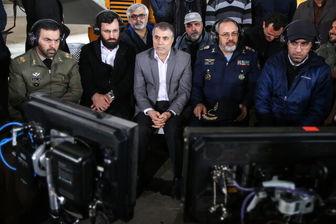 «اوج ۱۱۰»؛ فیلمی درباره شهید ستاری