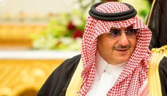 تبریک معنادار ولیعهد عربستان به پسر پادشاه