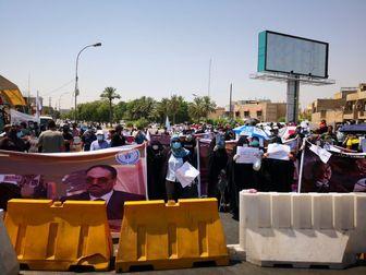 آزادی وزیر اسبق عراقی متهم به همکاری با تروریسم منجر به اعتراضاتی شد