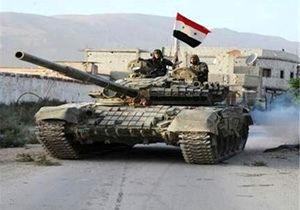 تداوم استقرار نیروهای ارتش سوریه در حومه حلب