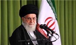 رهبرانقلاب: نشان دادن مظهر معنویت در سکوهای قهرمانی، معرّف استقامت معنوی ملت ایران است