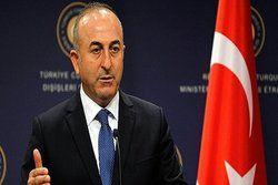 وزیر خارجه ترکیه وارد پکن شد